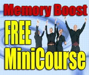 Free Memory Course for Leaders and Managers